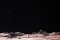 #longexposure #stars #mountains #snow #c