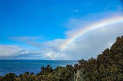 #rainbow #weather #ocean #savetheocean #