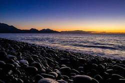Caught this sunrise on the east coast
