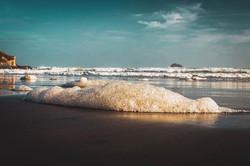 Just some sea foam._._._._._