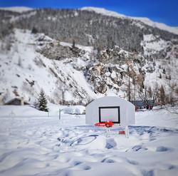 #basketball #deep #deepsnow #snow #mount