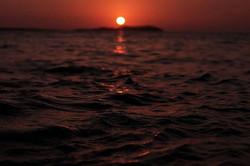Sunset in San Antonio_._._._