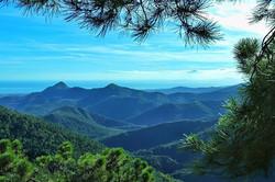 Crazy beautiful mountains of Andalucía o