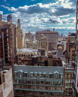 OK let's have some fun facts about NYC -