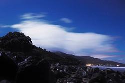 #star #space #stars #clouds #sky #mounta