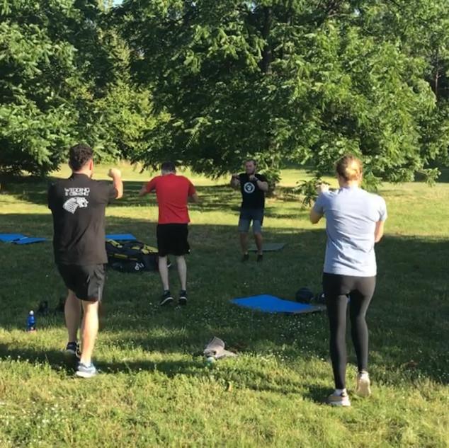 Dynamický stretching