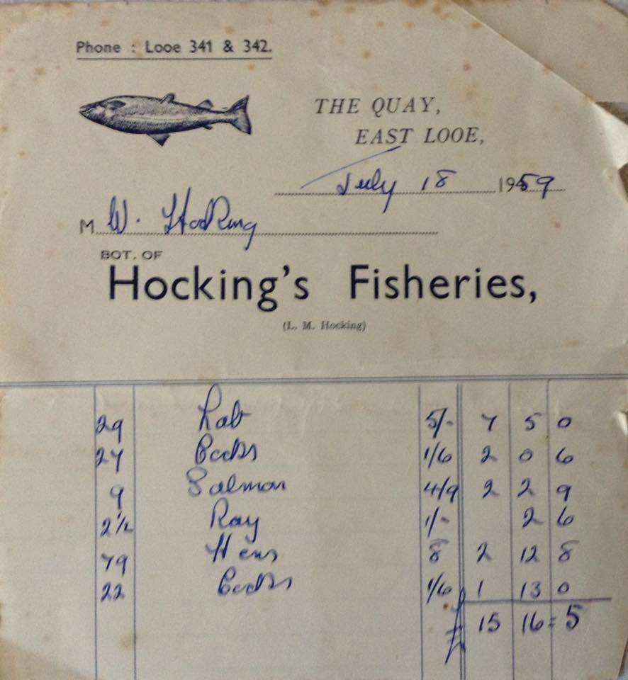Hocking fisheries