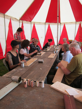 World Music Workshop Festival GB,