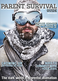 Parent Survival Guide PSG Issue 01 Winter 2017 Cover
