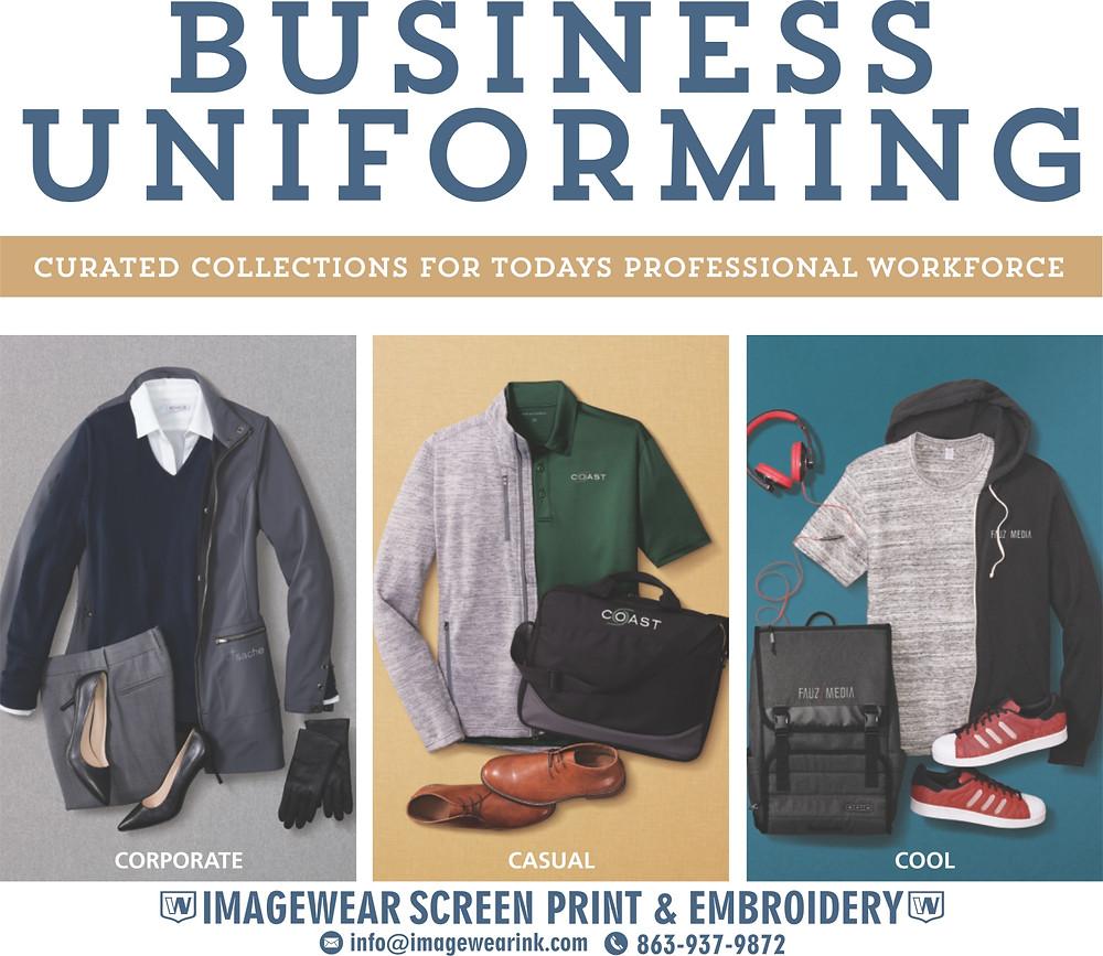 IW Business Uniforming