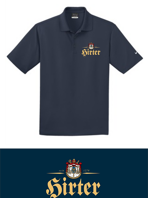 Hirter Navy Polo