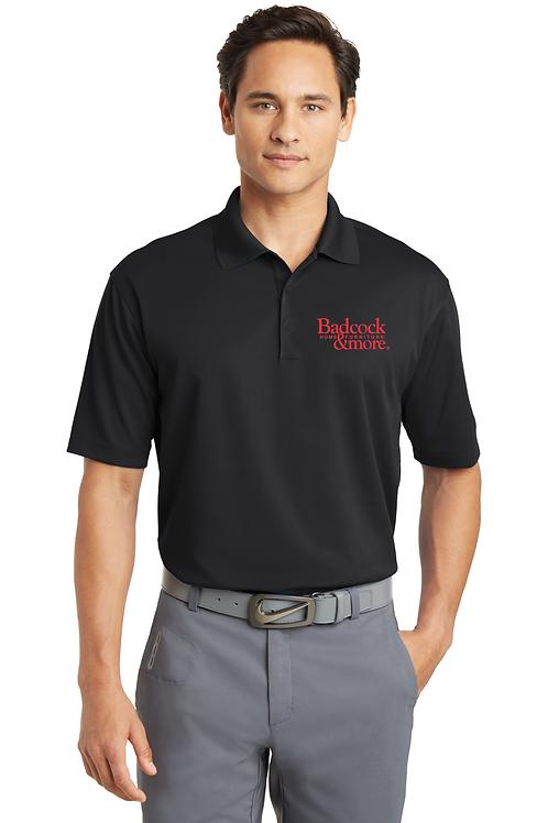 Nike Golf Black Men's Polo 363807