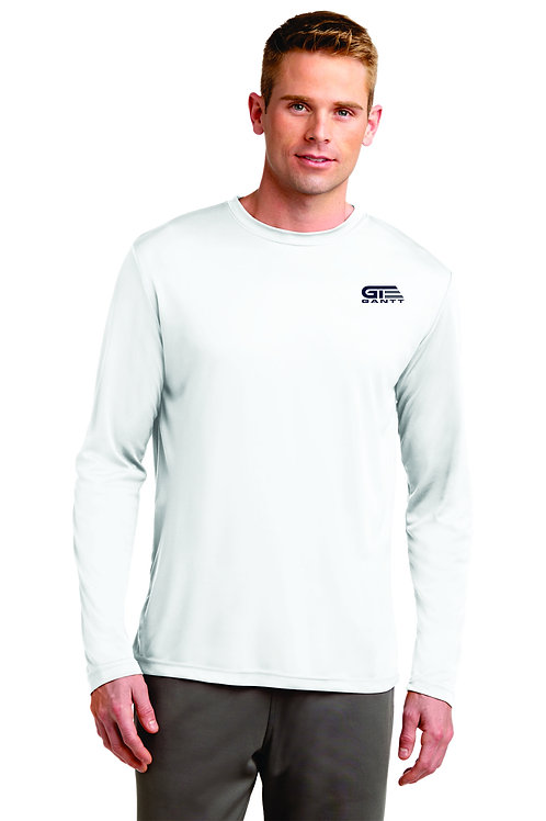 Gantt Long Sleeve Performance Tee ST350LS