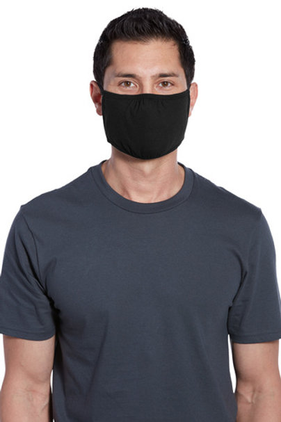 Blank District Shaped Face Mask (5 pack)