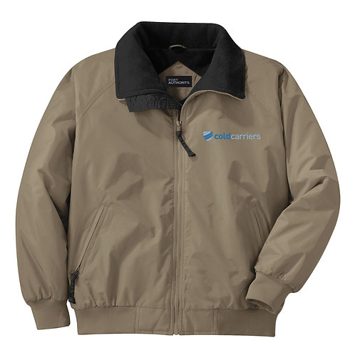 Cold Carriers Heavy Weight Jacket