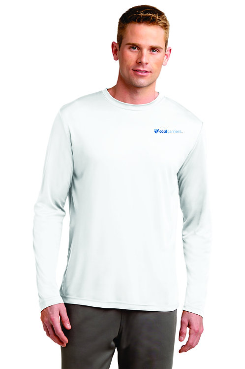 Cold Carriers Long Sleeve Performance Tee ST350LS