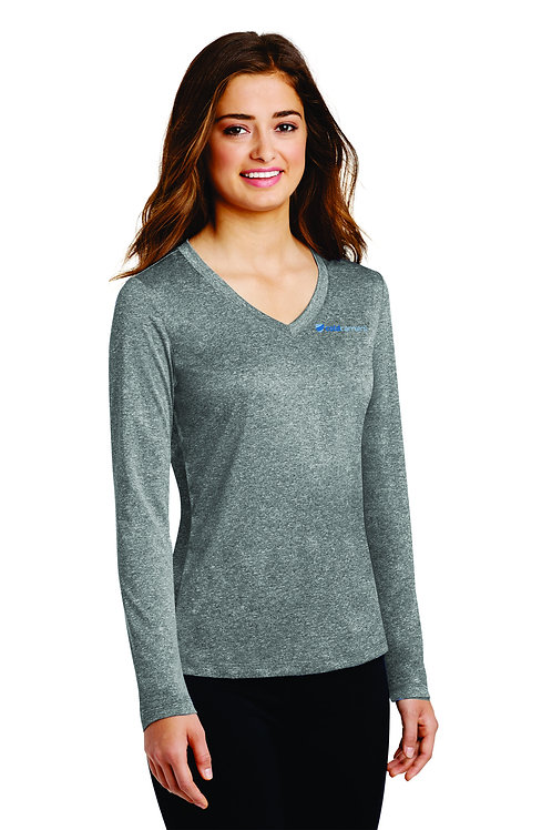 Long Sleeve Women's Performance Tee LST360LS