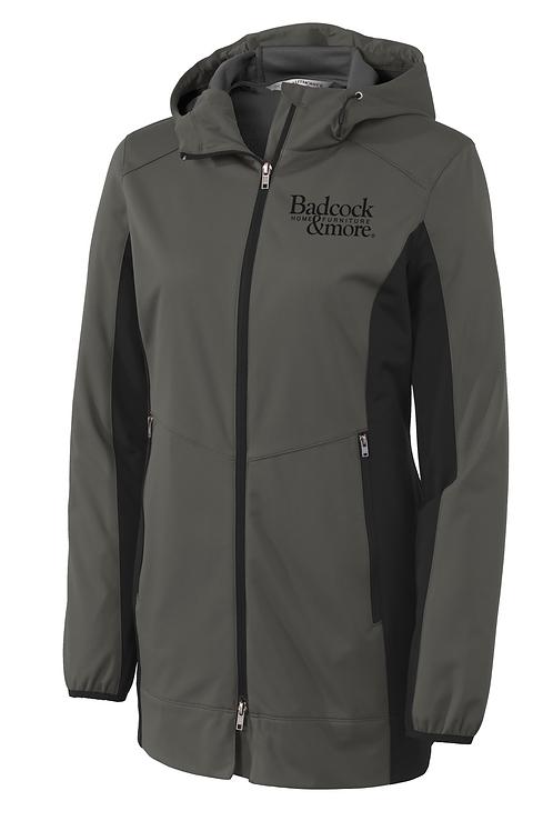 Ladies Hooded Jacket L719