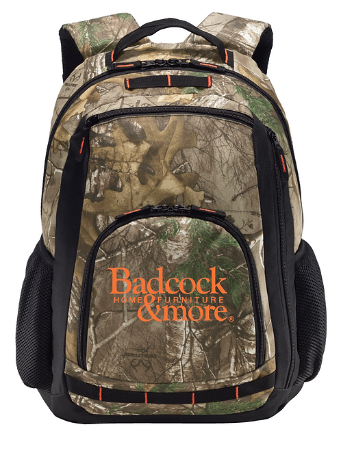 Camo Backpack BG207C