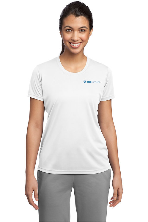 Cold Carrier's Women's S/S Performance Tee LST350