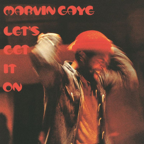 MARVIN GAYE LET'S GET IT ON + 1/2 Gallon Columbus IPA (DEL)