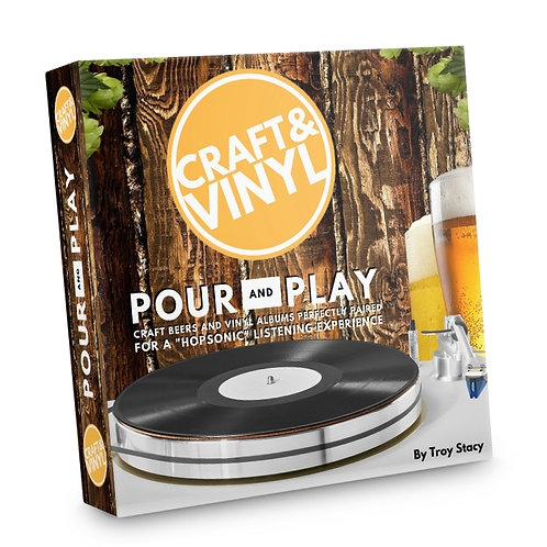 PRESALE: POUR and PLAY Digital eBook