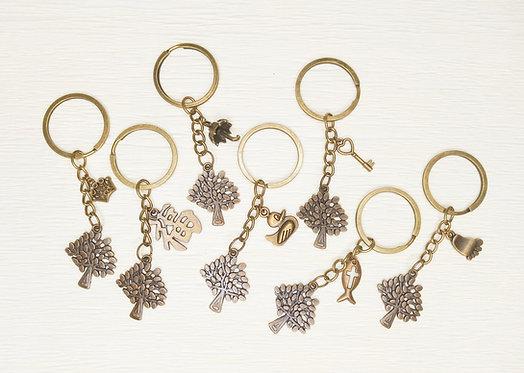 生命树钥匙圈 Tree Of Life Key Chain [1个pcs]