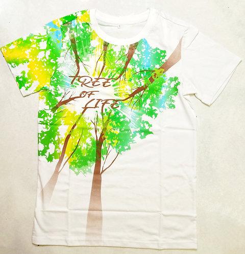生命树 Tree Of Life T-shirt [1件pcs]
