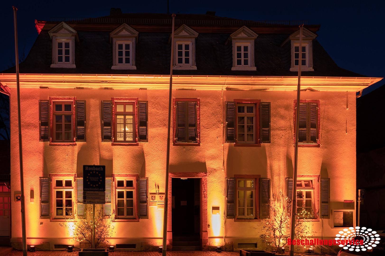 Rathhaus Rodheim