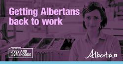 Alberta Jobs Now program