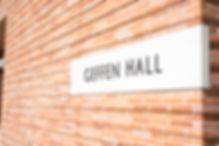 Geffen Hall sign.jpg