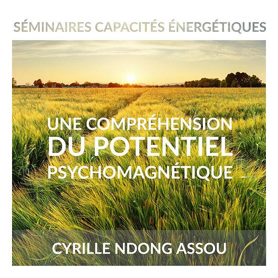 Séminaire capacités : Une compréhension du potentiel psychomagnétique