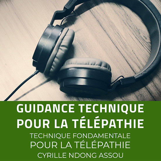 Guidance technique pour la télépathie :Technique fondamentale pour la télépathie