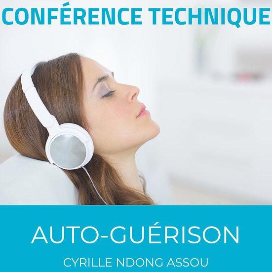 Conférence technique : Auto-guérison
