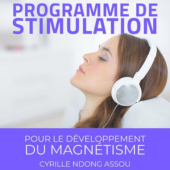 Programme de stimulation pour le développement du magnétisme