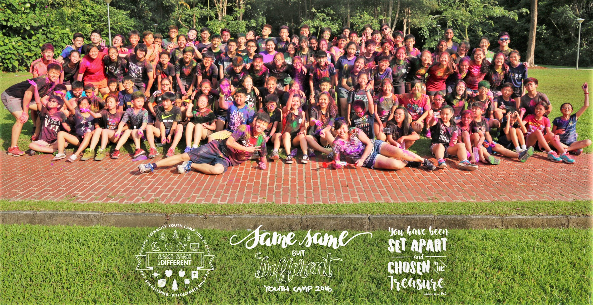 1. Youth Camp 2016