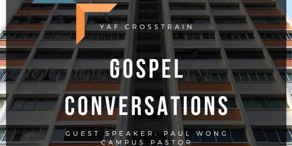 Cross Train: A YAF Gathering