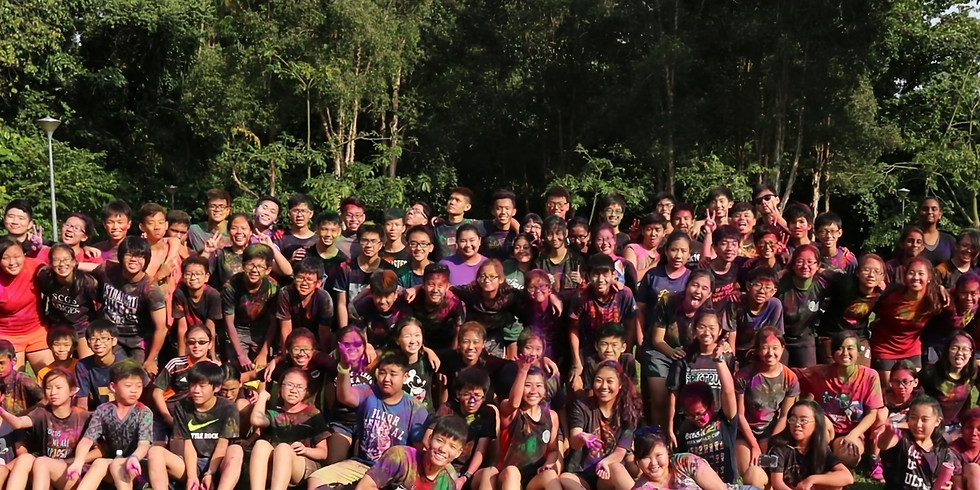 Youth Camp 2018 - Into The Deep