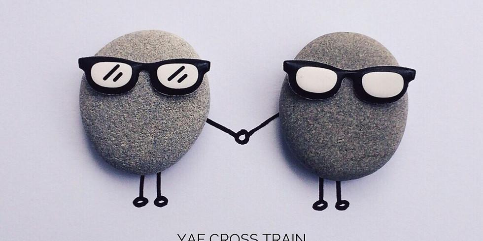 Cross Train: A YAF Gathering (Spiritual Friendship)