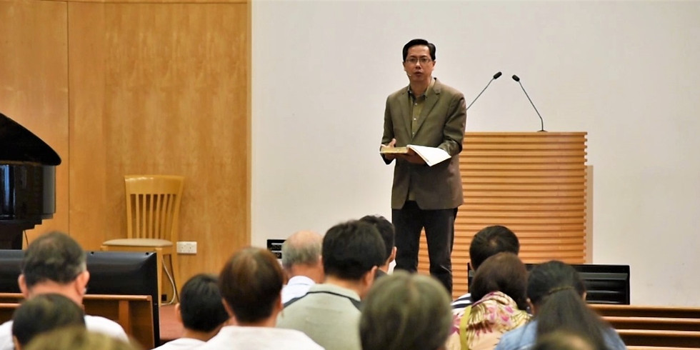 Introductory Course On Preaching