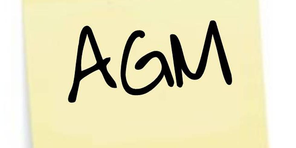 Church Annual General Meeting (AGM)