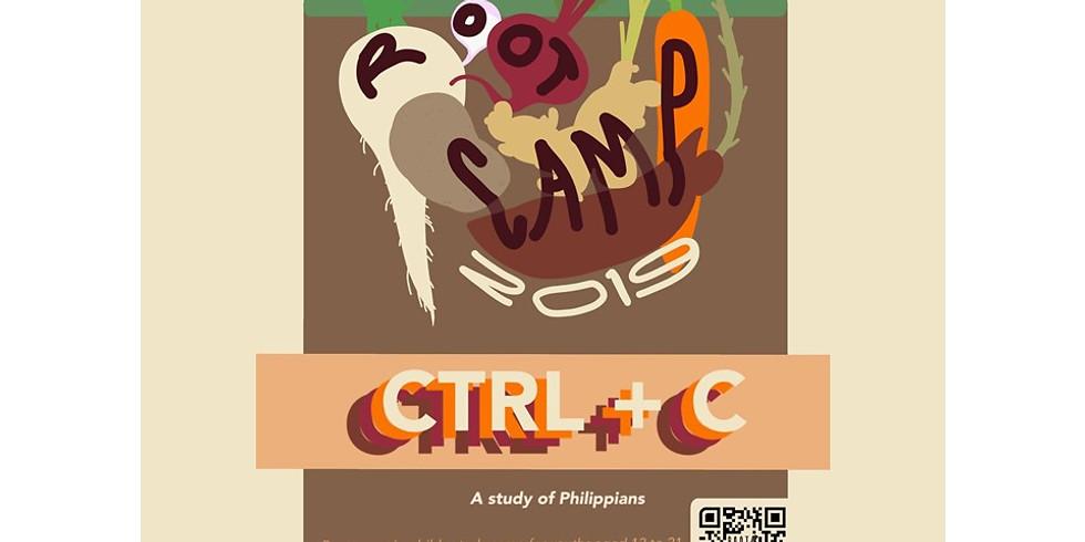 Teenacity Root Camp 2019