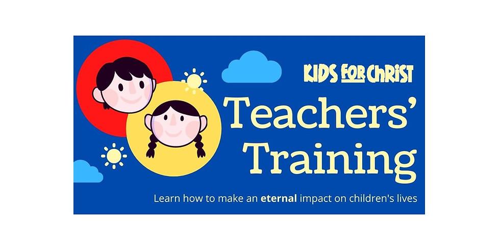KFC Teachers Training