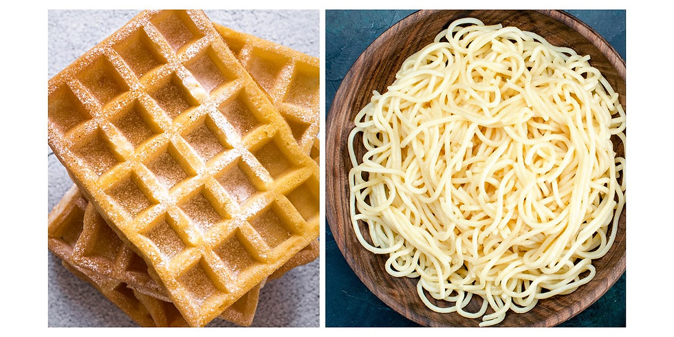 Looking at Waffles and Spaghetti and finding your way to Good Communication (and Relationship!)