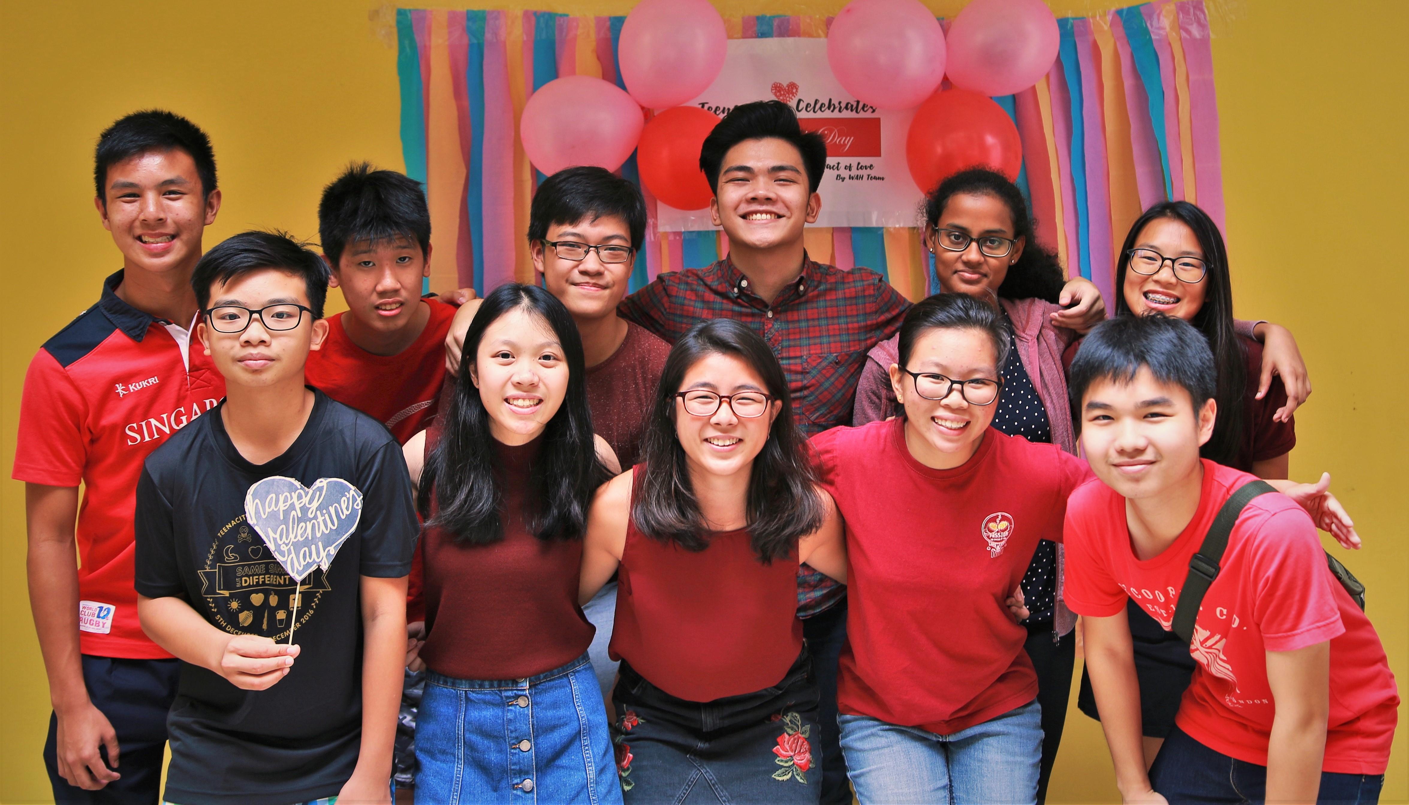 5. WAH Team