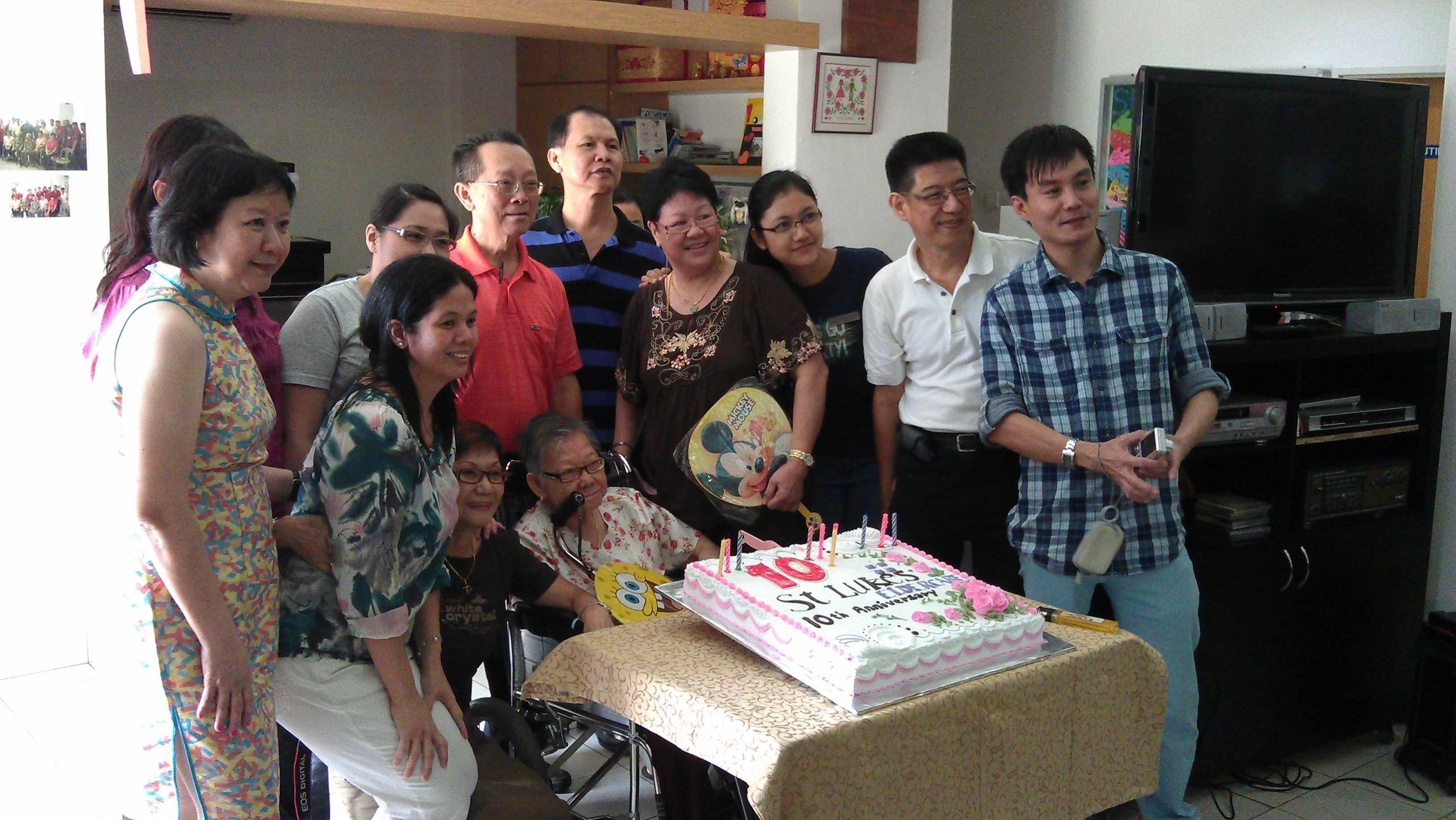 Eldercare 6
