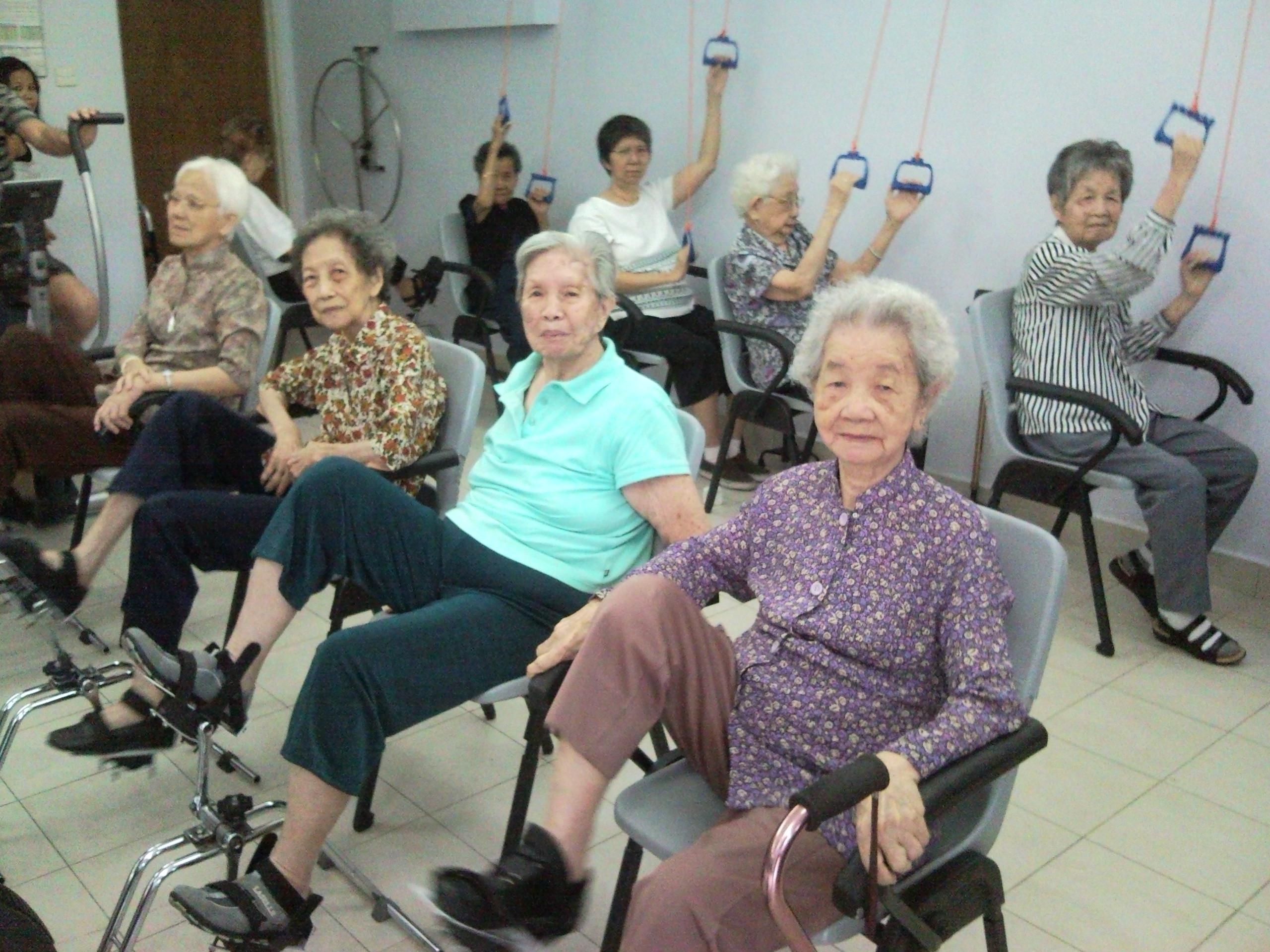 Eldercare 7