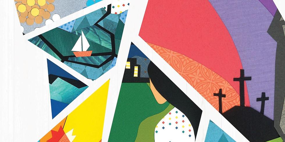 Collage & Contemplation Zoom Workshop