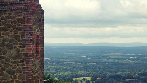 The Surrey Three Peaks