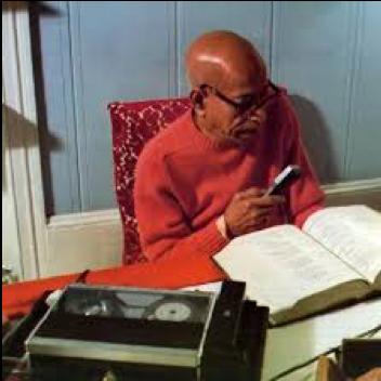.Bhaktivedanta Swami Prabhupada